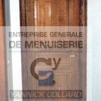 Menuiserie Collard - Portes